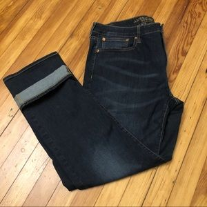 American Eagle Outfitters Extreme Flex Jeans 36x32